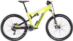 Lapierre Zesty XM 427 E:I Mountain Bike 2016 - Full Suspension MTB
