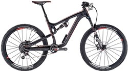 Lapierre Zesty XM 827 E:I Mountain Bike 2016 - Full Suspension MTB