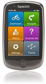 Mio Cyclo 200 GPS Navigation Device