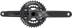 SRAM Crank GX 1000 GXP 2x10 -  All Mountain Guard 38-24 - (GXP Cups Not Included)