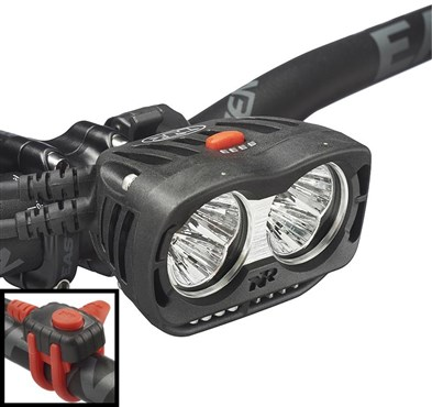 Image of NiteRider Pro 3600 Enduro Remote Rechargeable Front Light