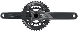 SRAM Crank GX 1000 BB30 2x10 - All Mountain Guard 38-24  - (Bearings Not Included)