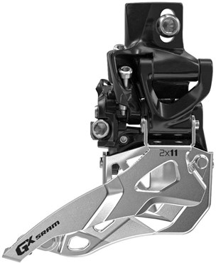 Image of SRAM Front Derailleur GX 2x11 -  High Direct Mount Bottom Pull