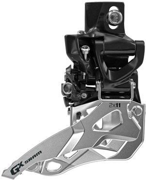 Image of SRAM Front Derailleur GX 2x11 High Direct Mount Top Pull