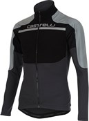 Product image for Castelli Secondo Strato Reflex Long Sleeve Cycling Jersey