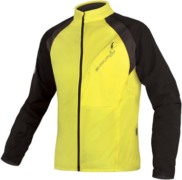 Image of Endura MT500 Full Zip II Long Sleeve Cycling Jersey SS17