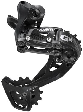 SRAM Rear Derailleur GX 2X11-Speed Medium Cage Black