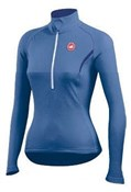 Product image for Castelli Cromo Womens Long Sleeve Cycling Jersey