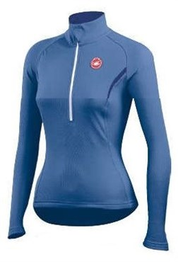 Image of Castelli Cromo Womens Long Sleeve Cycling Jersey