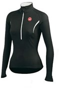 Castelli Cromo Womens Long Sleeve Cycling Jersey