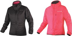 Product image for Endura FlipJak Reversible Womens Cycling Jacket AW17