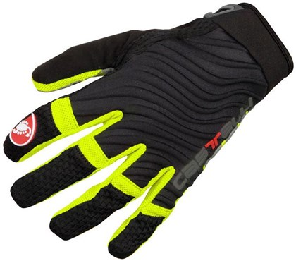 Image of Castelli CW 6.0 Cyclo Cross Long Finger Gloves AW16