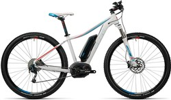 Cube Access WLS Hybrid Pro 400 29 Womens 2016 - Electric Bike