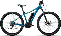 Cube Access WLS Hybrid Race 400 29 Womens  2016 - Electric Bike