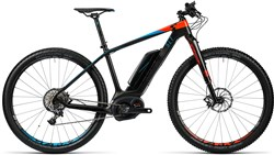 Cube Elite Hybrid C:62 SLT 500 29 2016 - Electric Bike
