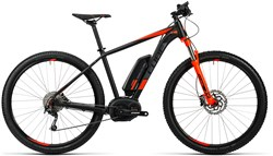 Cube Reaction Hybrid HPA Pro 400 29 2016 - Electric Bike