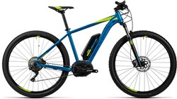 Cube Reaction Hybrid HPA Race 400 29 2016 - Electric Bike