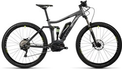 Cube Stereo Hybrid 120 HPA Pro 400 29 2016 - Electric Bike