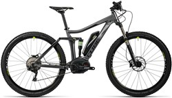 Cube Stereo Hybrid 120 HPA Pro 500  2016 - Electric Bike