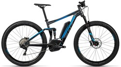 Cube Stereo Hybrid 120 HPA Race 500 29 2016 - Electric Bike