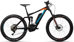 Cube Stereo Hybrid 140 HPA 500 27.5+  2016 - Electric Bike