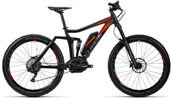 Cube Stereo Hybrid 140 HPA Pro 400 27.5 2016 - Electric Bike