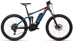 Cube Stereo Hybrid 140 HPA SL 500  2016 - Electric Bike