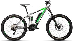 Cube Stereo Hybrid 160 HPA Race 500 27.5 2016 - Electric Bike