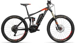 Cube Stereo Hybrid 160 HPA SL 500 27.5 2016 - Electric Bike