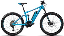 Cube Sting WLS Hybrid 120 SL 500 Womens  2016 - Electric Bike