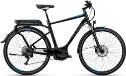 Cube Touring Hybrid Exc 400  2016 - Electric Bike