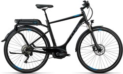 Cube Touring Hybrid Exc 500  2016 - Electric Bike