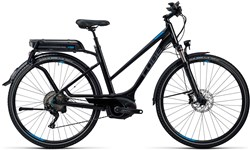 Cube Touring Hybrid Exc 500 Womens  2016 - Electric Bike