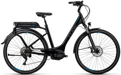 Cube Touring Hybrid Exc 500 Trapeze Womens  2016 - Electric Bike