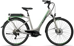 Cube Touring Hybrid Pro 500 Trapeze Womens  2016 - Electric Bike