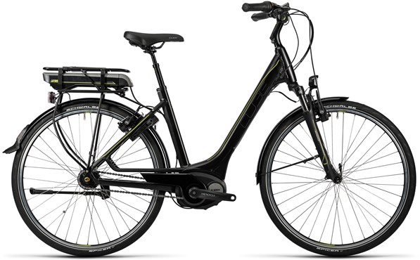 Image of Cube Travel Hybrid 500 Womens  2016 - Electric Bike