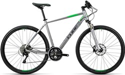 Cube Cross Pro  2016 - Hybrid Sports Bike