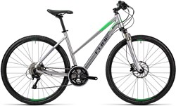 Cube Cross Pro Trapeze Womens  2016 - Hybrid Sports Bike