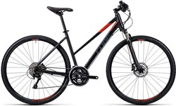 Cube Cross Trapeze Womens  2016 - Hybrid Sports Bike