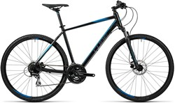 Cube Curve Pro  2016 - Hybrid Sports Bike