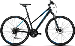 Cube Curve Pro Trapeze Womens  2016 - Hybrid Sports Bike