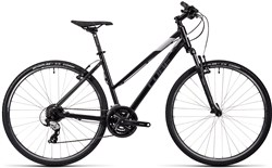 Cube Curve Trapeze Womens  2016 - Hybrid Sports Bike