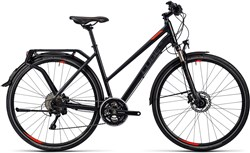 Cube Delhi Exc Trapeze Womens  2016 - Hybrid Sports Bike