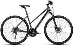 Cube Nature Pro Trapeze Womens  2016 - Hybrid Sports Bike