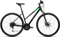 Cube Nature Trapeze Womens  2016 - Hybrid Sports Bike