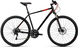 Cube Tonopah Pro  2016 - Hybrid Sports Bike
