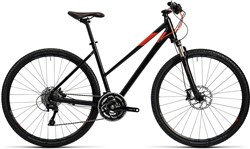Cube Tonopah Pro Trapeze Womens  2016 - Hybrid Sports Bike