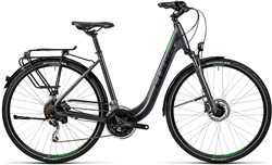 Cube Touring Exc Womens - Easy Entry 2016 - Hybrid Sports Bike