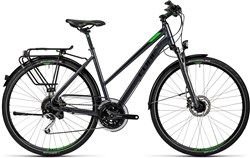Cube Touring Exc Trapeze Womens  2016 - Hybrid Sports Bike