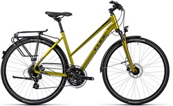 Cube Touring Pro Trapeze Womens  2016 - Hybrid Sports Bike